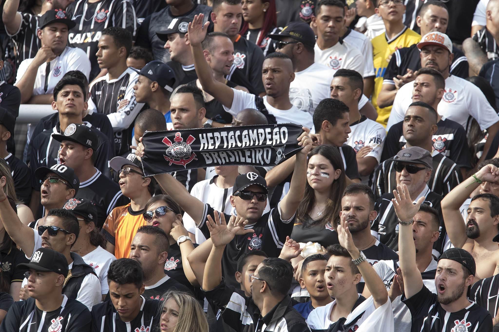 Jogo entre Corinthians/SP x Atletico/MG na Arena Corinthians, válido pela 37ª rodada do Campeonato Brasileiro de 2017 | Foto: Daniel Augusto Jr. / Ag. Corinthians