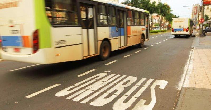 Vans escolares poderão trafegar pelos corredores exclusivos em Goiânia | Foto: Reprodução
