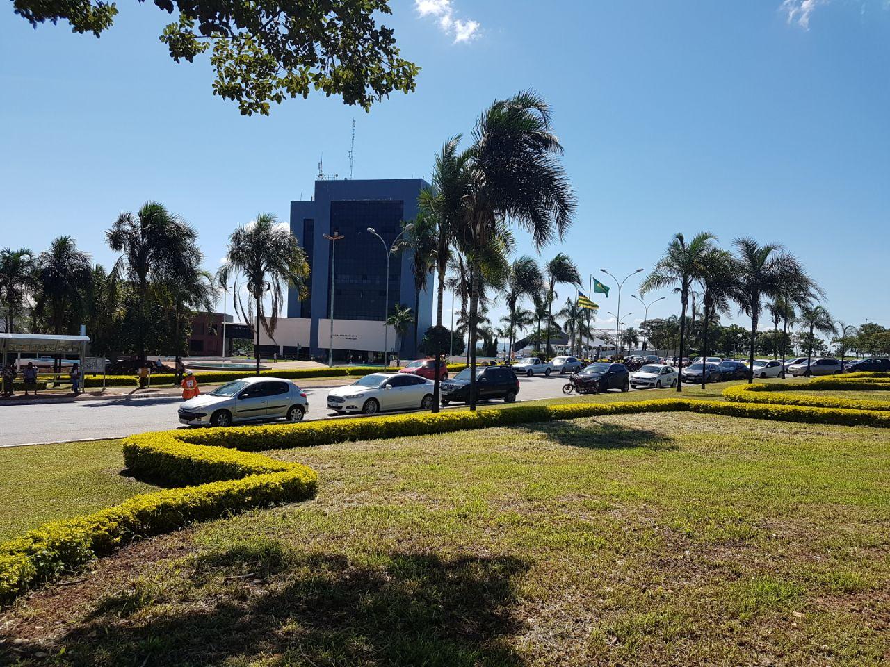 Paço Municipal de Goiânia | Foto: Folha Z