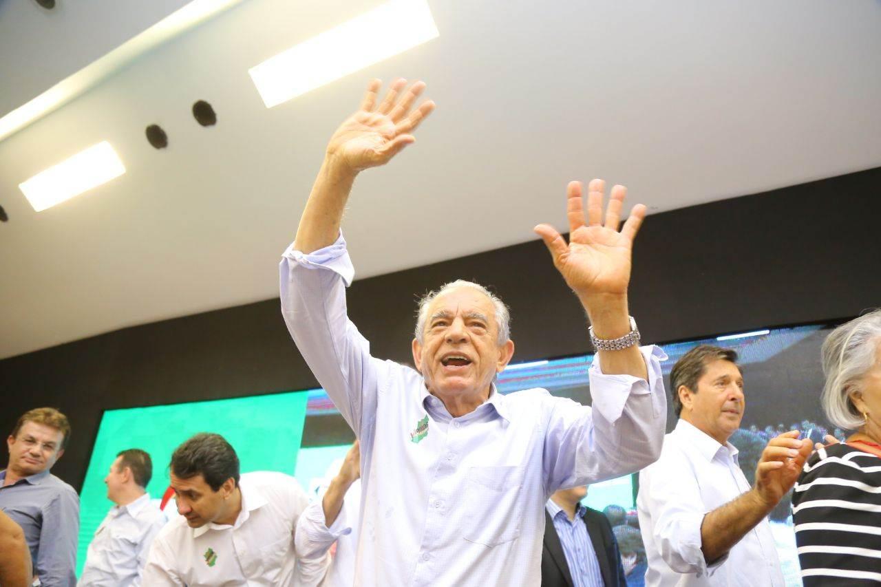Prefeito Iris Rezende | Foto: Divulgação