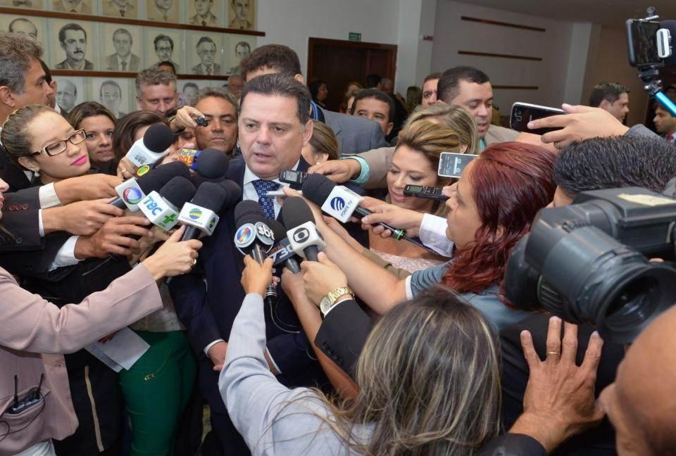 Governador de Goiás Marconi Perillo (PSDB) | Foto: Carlos Costa