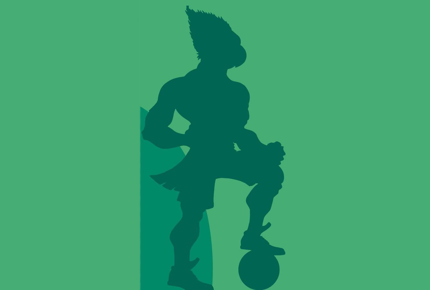 Goiás já tem três opções para nomear o novo mascote. E é a torcida quem vai escolher   Foto: Divulgação