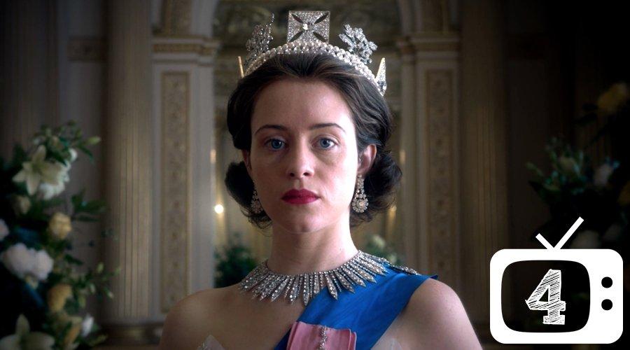 The Crown foi a 4ª das melhores séries de 2017 | Foto: Divulgação