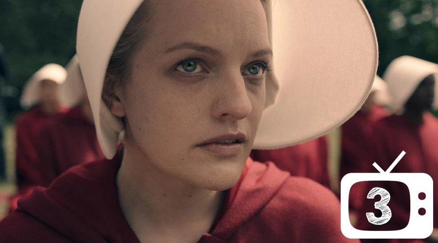 The Handmaid's Tale foi a 3ª das melhores séries de 2017 | Foto: Divulgação