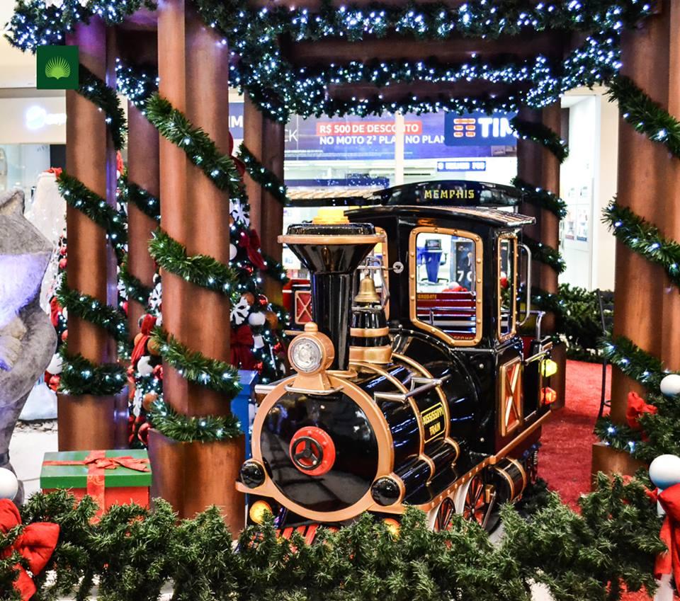 Centro de compras tem boas expectativas quanto ao rendimento no Natal 2017 | Foto: Divulgação