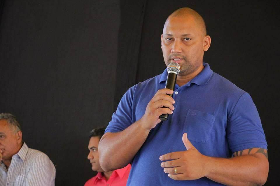 Presidente da Câmara de Senador Canedo Rodrigo Rosa (PRTB) | Foto: Câmara