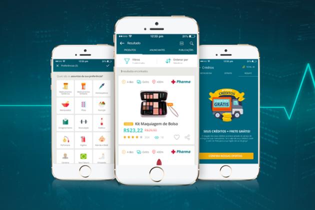 App compara farmácias | Foto: Divulgação