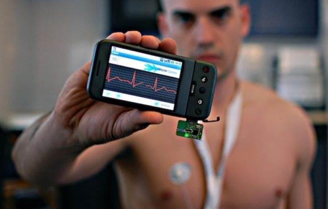 Apps são companheiros indispensáveis para quem quer monitorar a saúde | Foto: Reprodução