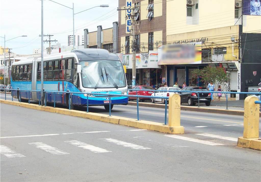 Estuprador ataca enfermeira em plena Avenida Anhanguera, em Goiânia | Foto: Ilustrativa