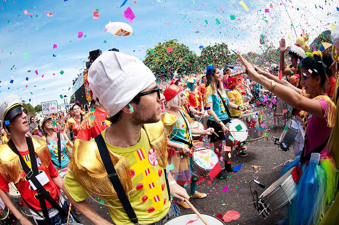 As melhores opções para o Carnaval 2018 em Goiânia | Foto: IlustrativaAs melhores opções para o Carnaval 2018 em Goiânia | Foto: Ilustrativa