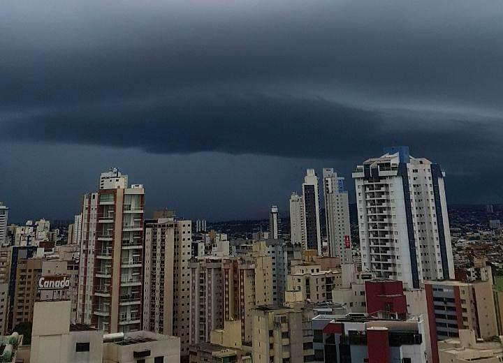 Chuva em Goiânia já tem dia para chegar | Foto: Reprodução