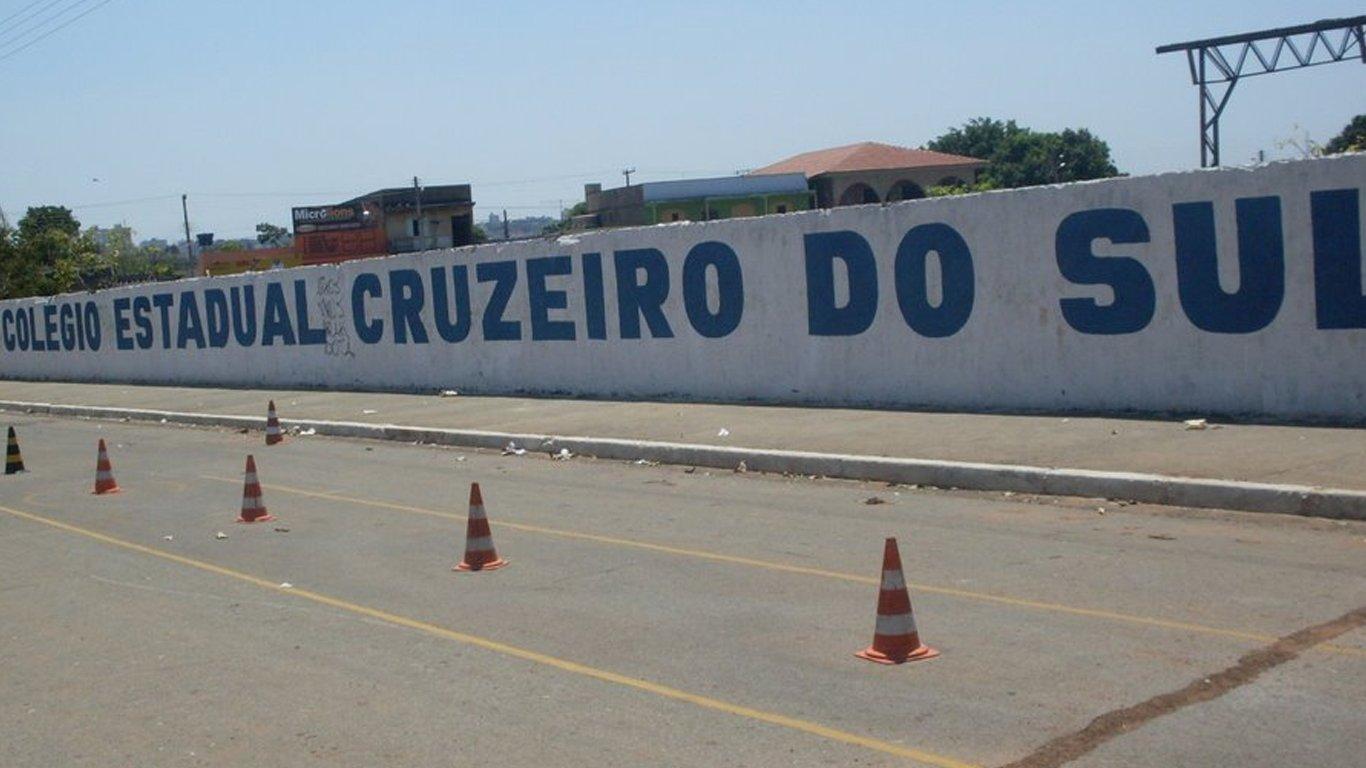 Colégio Estadual Cruzeiro Do Sul | Foto: Google Maps