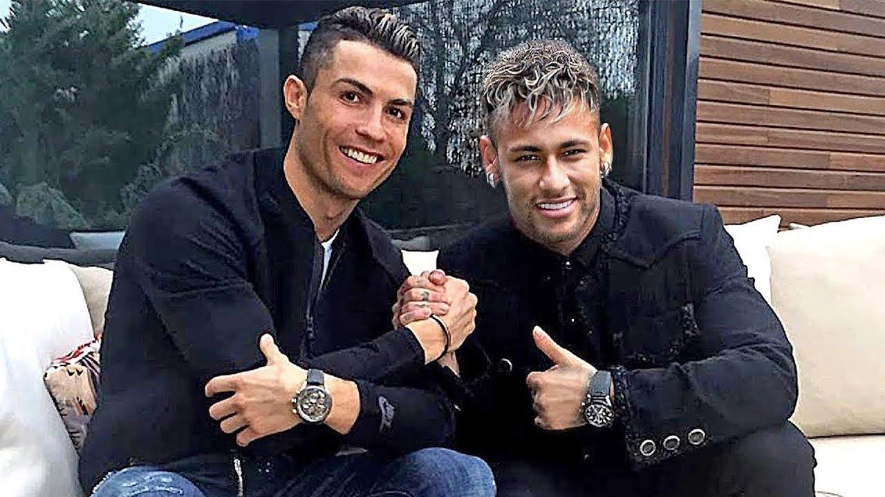 PSG e Real Madrid debatem troca de Neymar por Cristiano Ronaldo | Foto: Reprodução