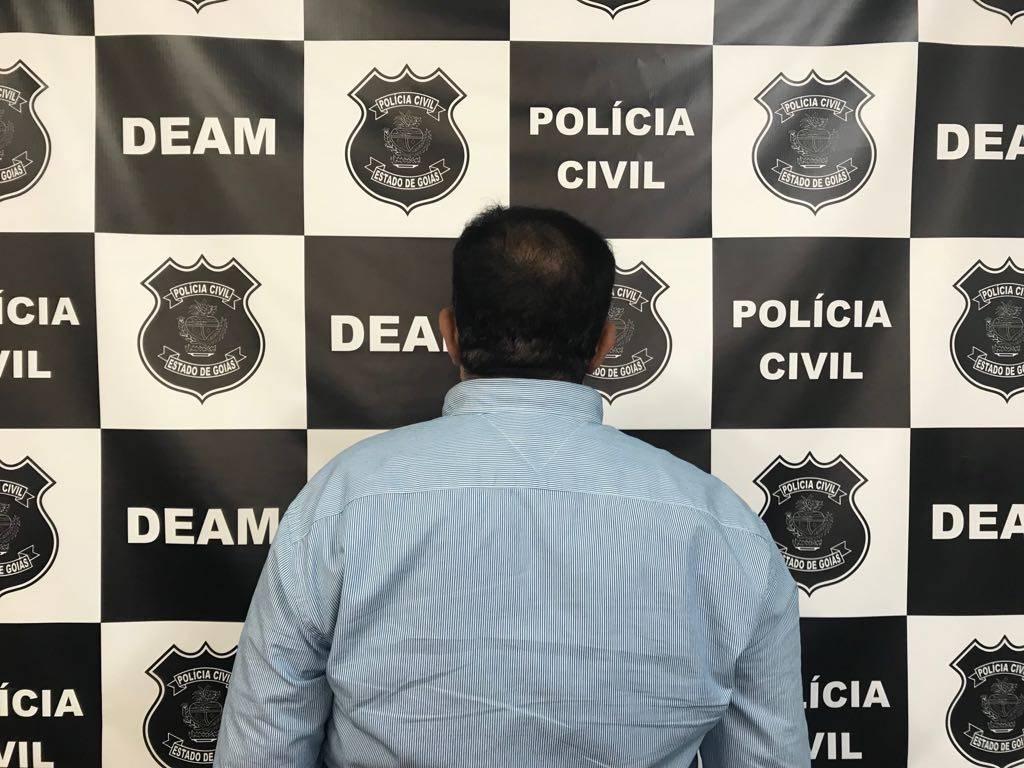 Médico foi preso por estupros em Goiânia após denúncias de três mulheres | Foto: Divulgação / Polícia Civil