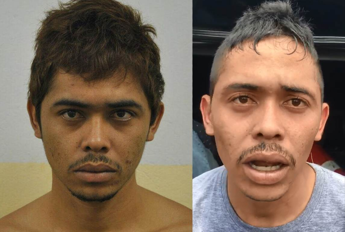 Leandro e Leonardo: irmãos são presos em Goiânia por homicídios | Foto: Divulgação / PM