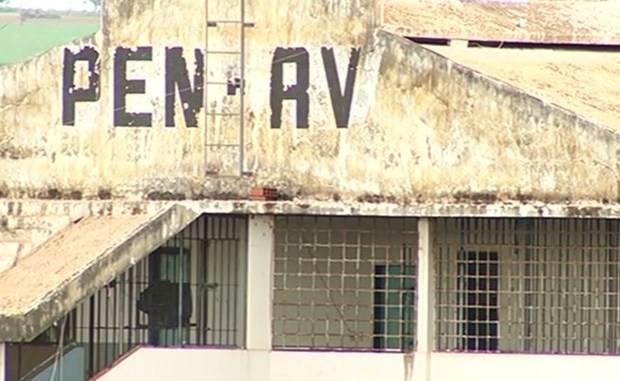 Penitenciária de Rio Verde foi palco de fuga em massa nesta terça-feira, 23 | Foto: Reprodução/TV Anhanguera