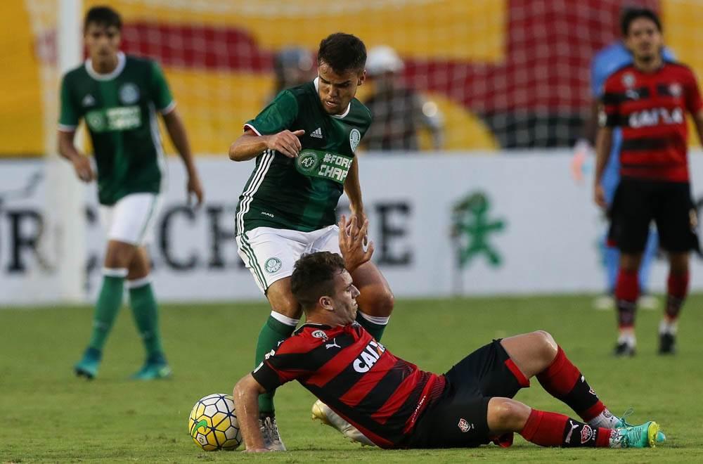 Altético anuncia contratação de volante do Palmeiras | Foto: Reprodução