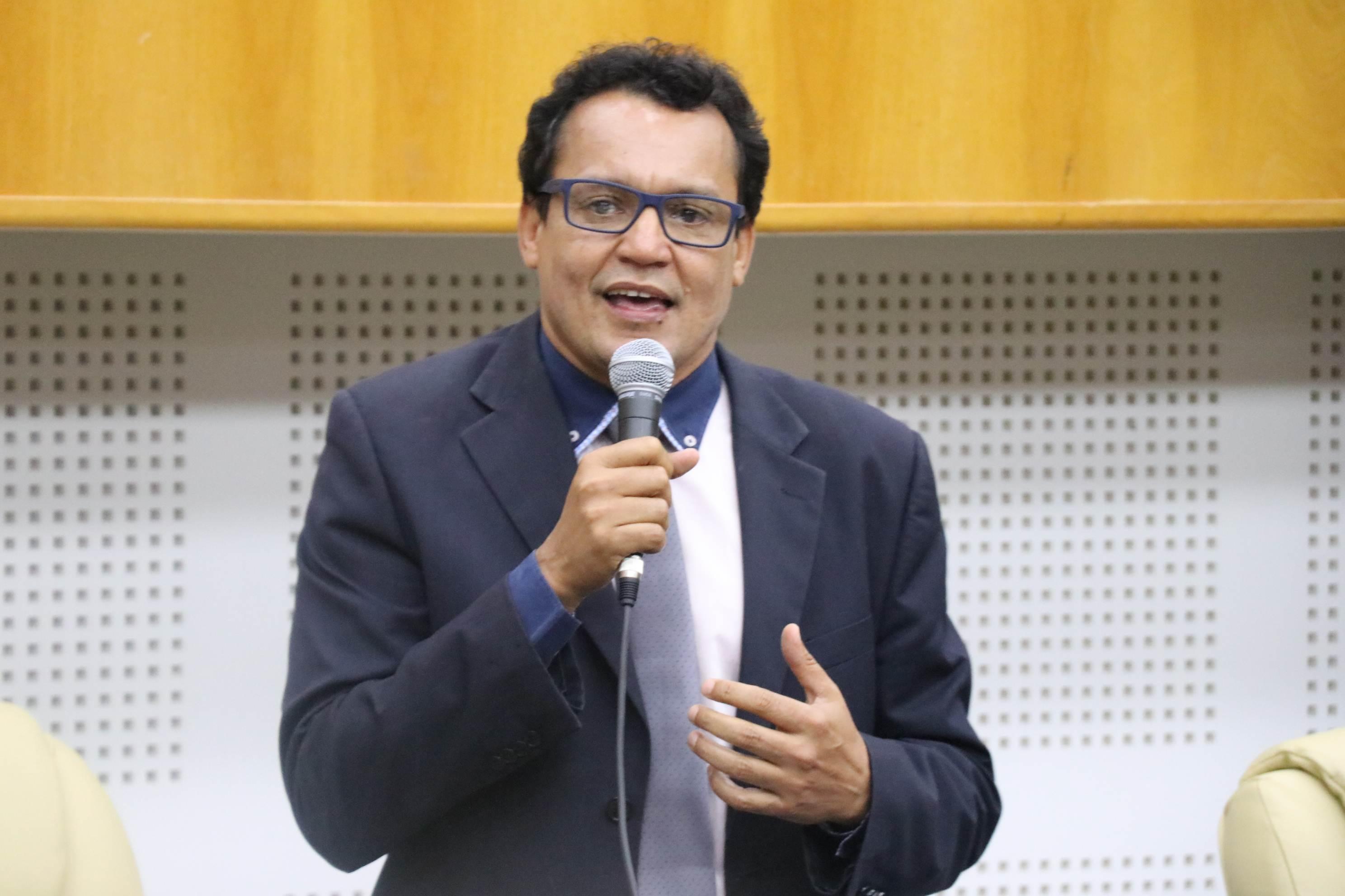 vereador Felizberto Tavares (PR) | Foto: Câmara