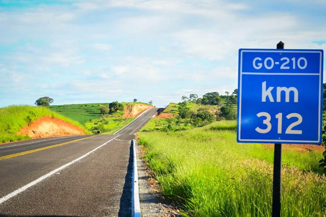 GO-210 torna mais fácil viajar de Goiânia a Belo Horizonte | Foto: Wagnas Cabral