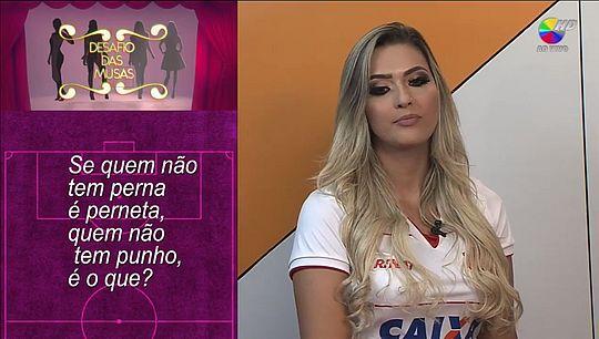 Musa colorada, Karolina Rodrigues passou pelo mesmo constrangimento | Foto: Reprodução