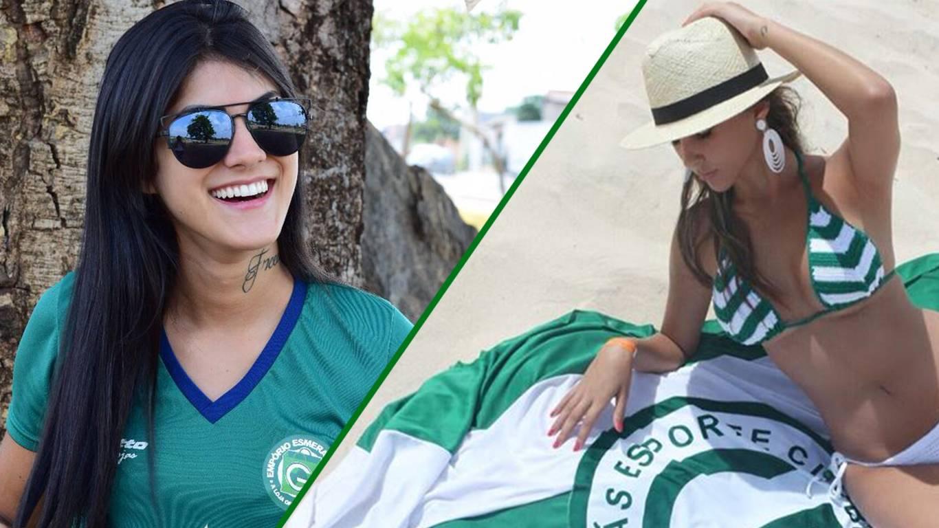 Ajude a escolher quem será a Musa do Goiás 2018 | Fotos: Reprodução