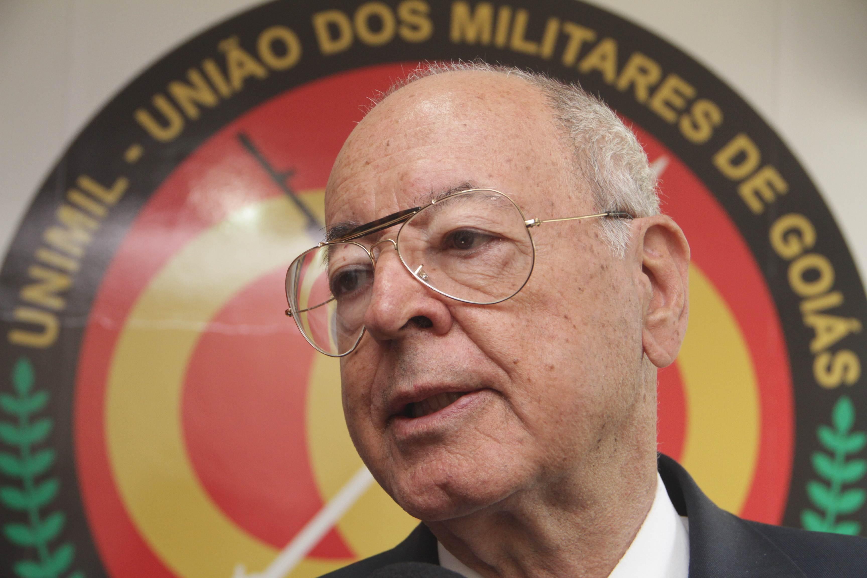 Secretário de Segurança Pública de Goiás Irapuan Costa Júnior   Fotos: Wildes Barbosa / André Costa