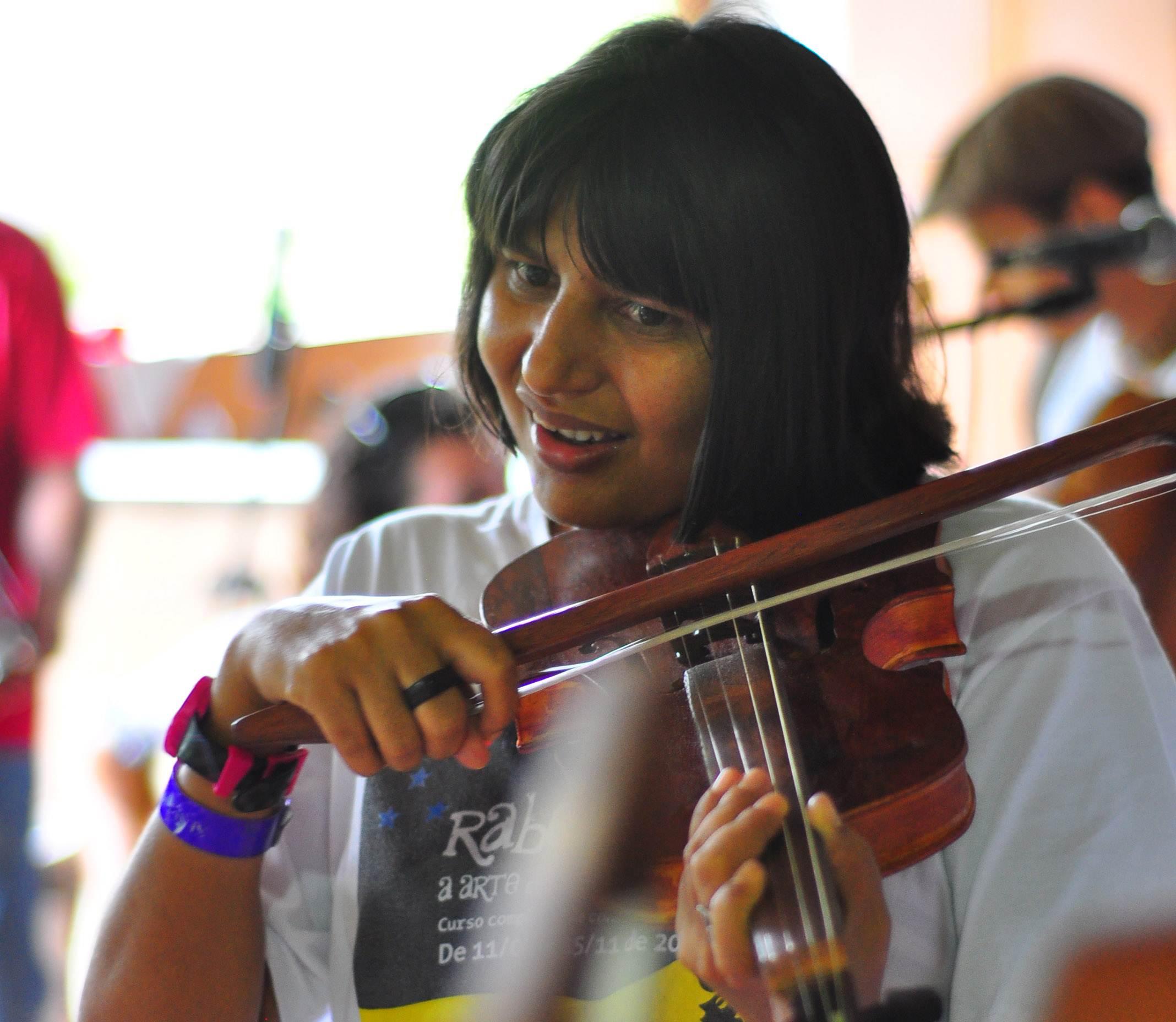 Projeto Violino Novos Caminhos   Foto: Reprodução/Seduce