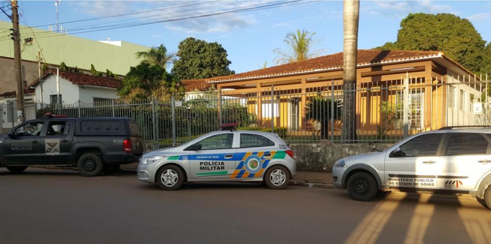 Por desvios de igreja, bispo de padres são presos em Goiás | Foto: Divulgação/ MP-GO