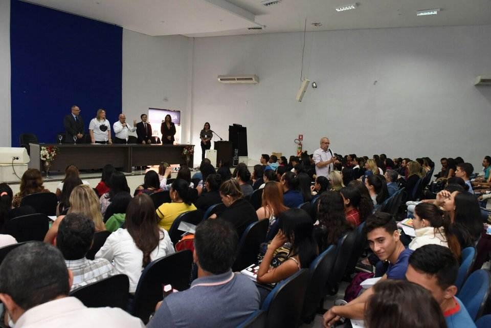 Dia da Mulher é celebrado com lançamento de cartilha na Unifan   Foto: Divulgação/ Unifan