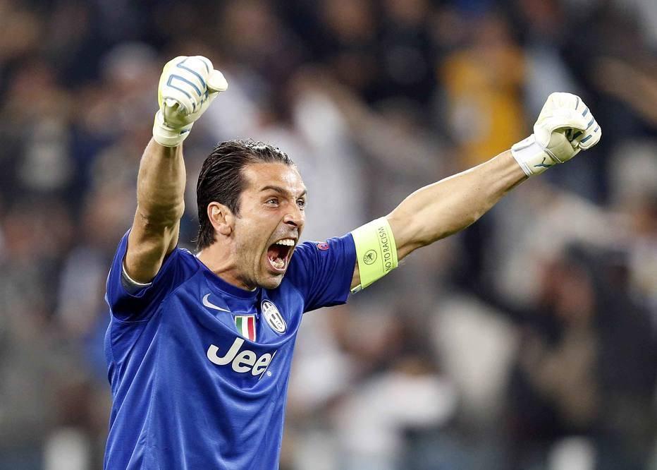 1) Gianluigi Buffon (Itália) é o número um entre os melhores goleiros do século   Foto: Reprodução