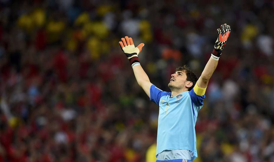 2) Iker Casillas (Espanha)   Foto: Reprodução