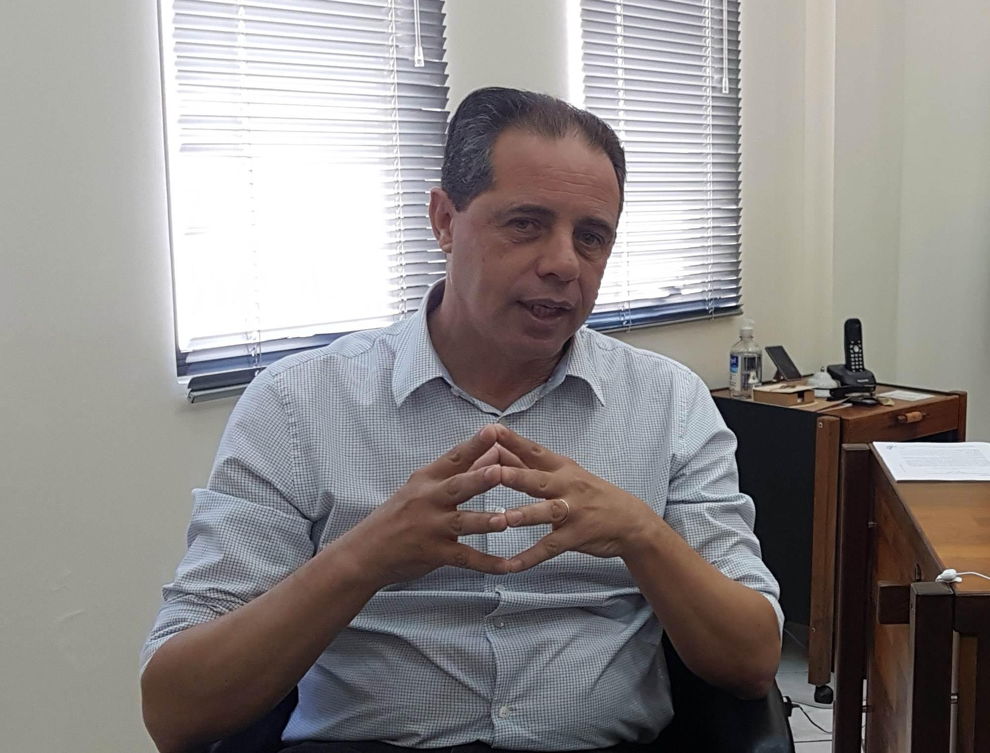 José Carlos Palma falou ao Folha Z sobre disputa da presidência da Fecomércio | Foto: Valdemy Teixeira