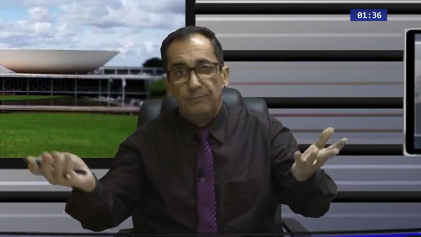 Folha Z rebate acusações e críticas do vereador Jorge Kajuru | Foto: Reprodução/ Facebook