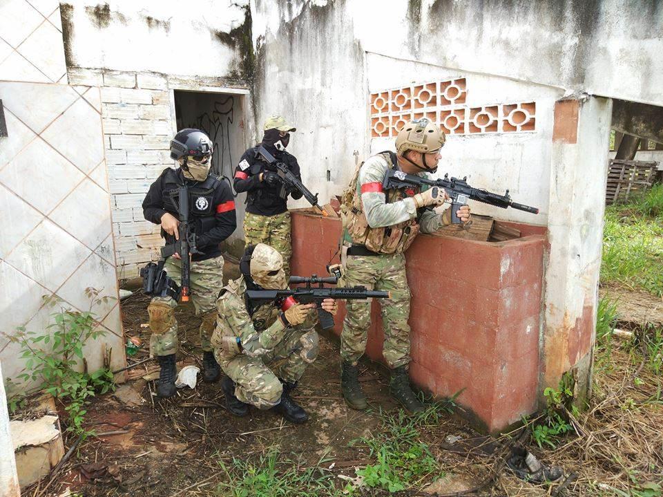 Operação CS-137 vai reunir fãs de airsoft em Goiânia | Foto: Reprodução/ KGB