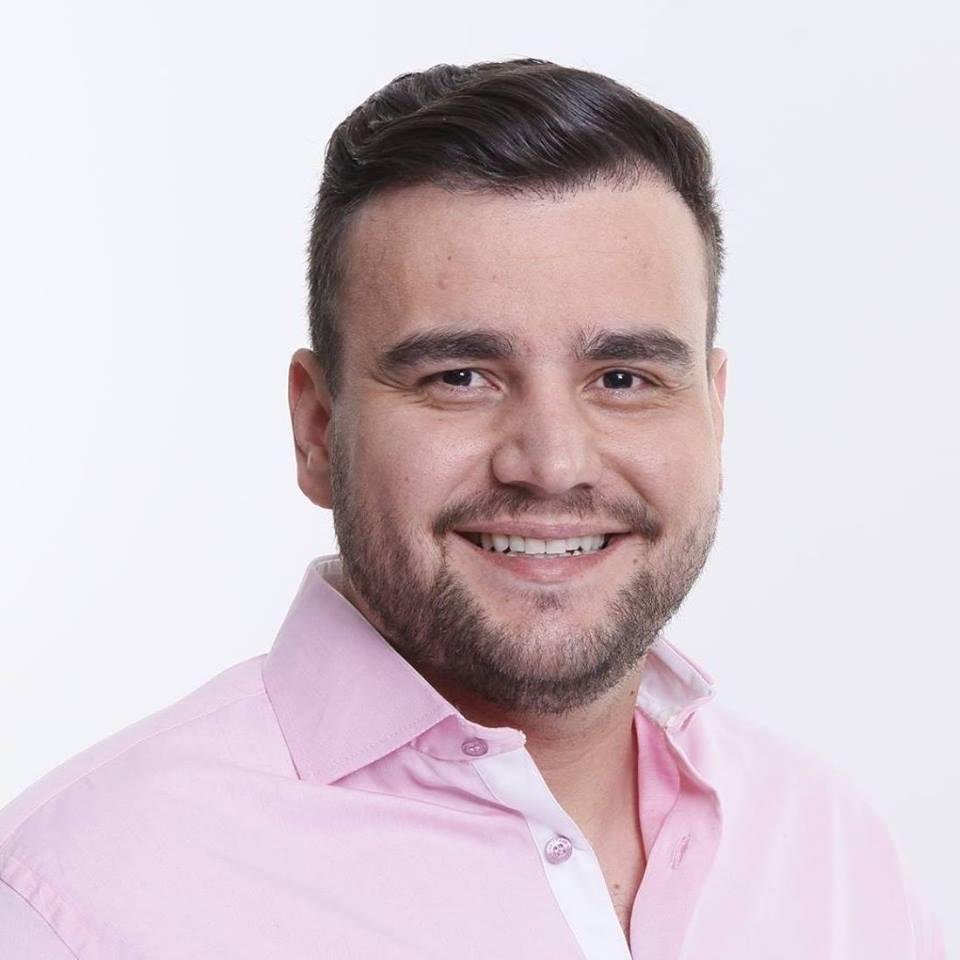 Luan Alves deixará a Superintendência da Juventude de Goiânia para atuar na campanha de Daniel Vilela ao Governo de Goiás | Foto: Arquivo Pessoal
