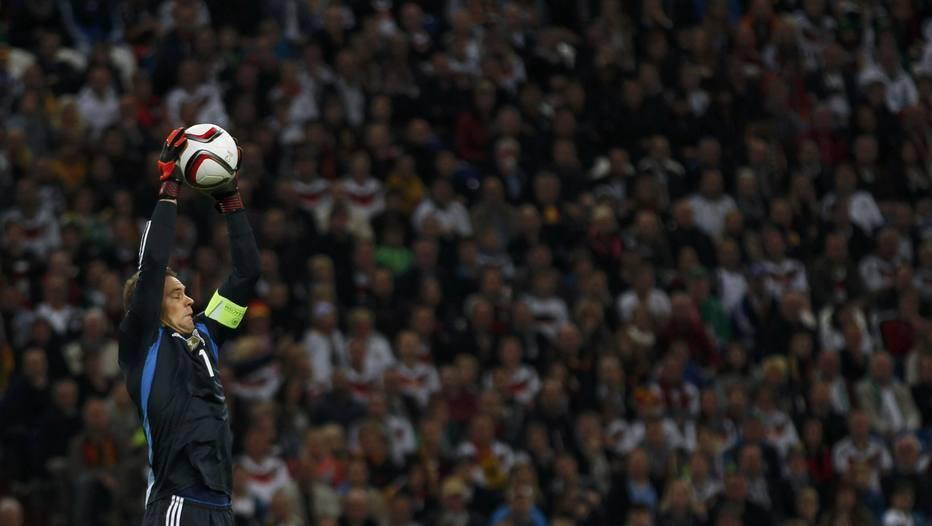 5) Manuel Neuer (Alemanha)   Foto: Reprodução