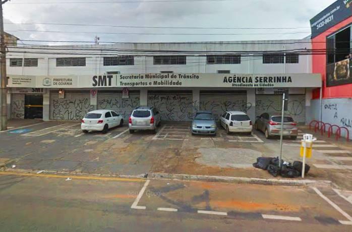 Cumprindo mandado, GCM prende servidor da SMT dentro do prédio da secretaria | Foto: Reprodução/ Maps