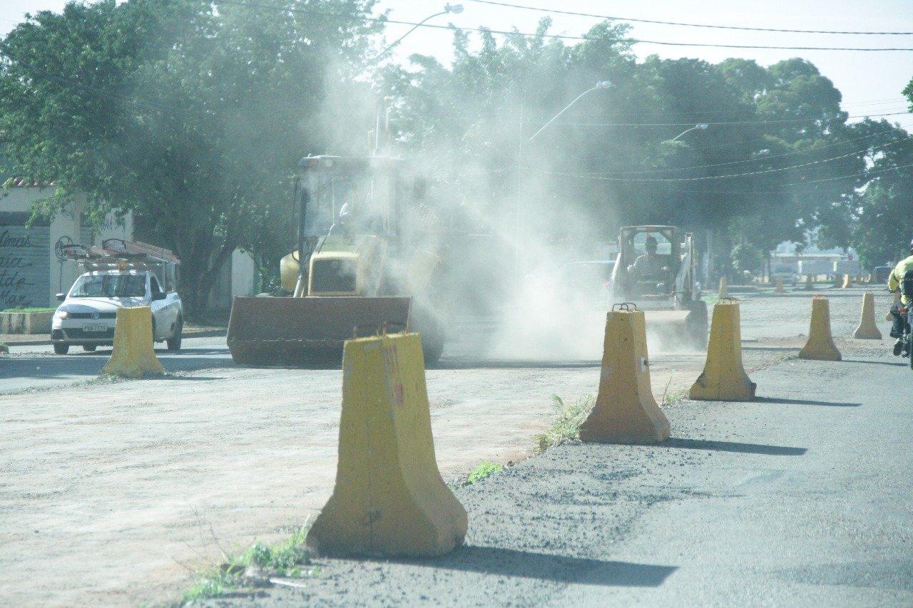 Trecho do BRT na Região Norte de Goiânia será entre em 2018, diz Iris | Foto: Divulgação/ Prefeitura