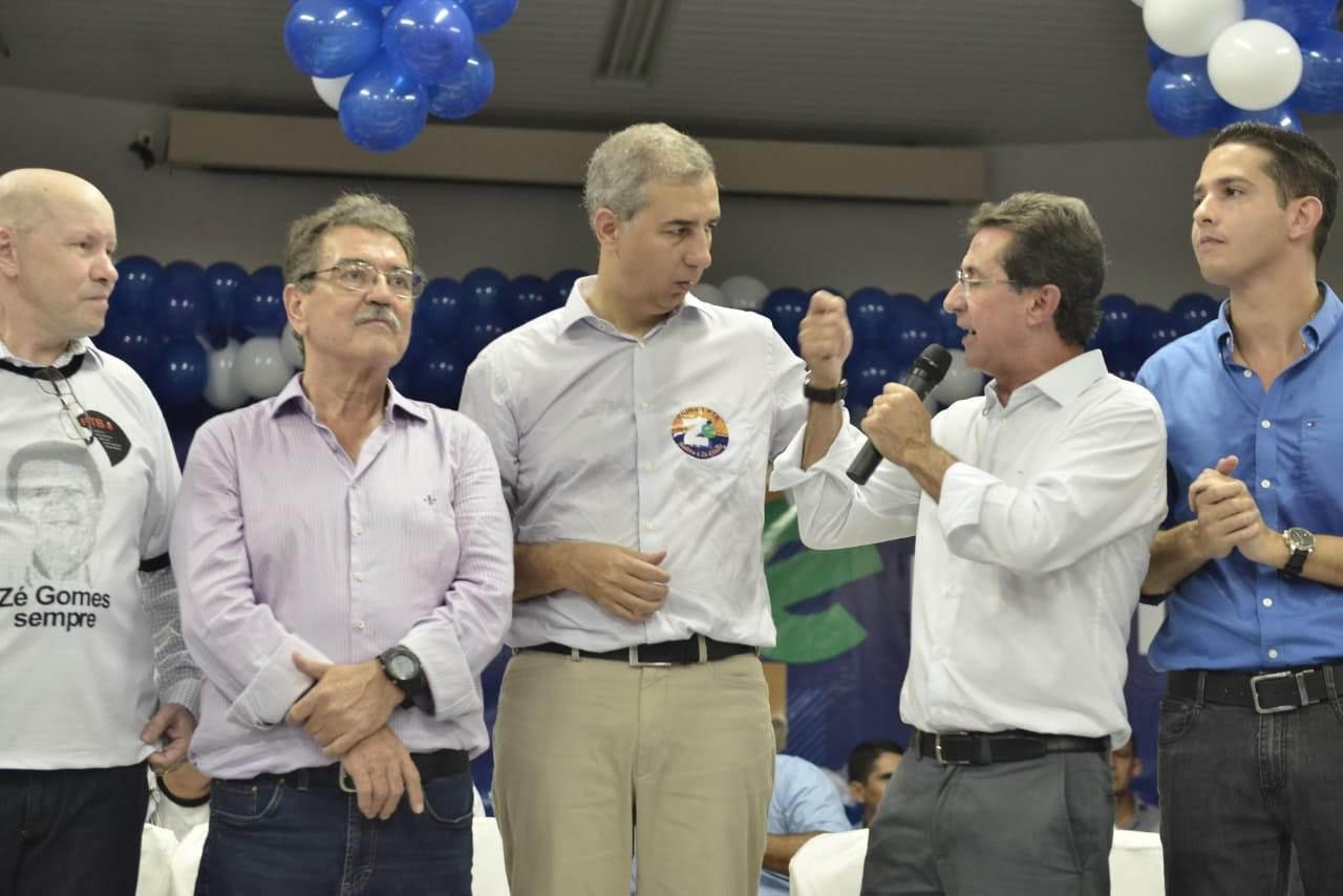 Líder do governo na Assembleia Chiquinho Oliveira | Foto: Ruber Couto