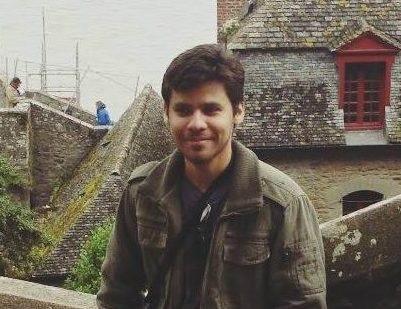 Agrônomo Pablo Lima se formou pela UFG em 2012 e já convivia com os problemas na linha 263 | Foto: Arquivo Pessoal
