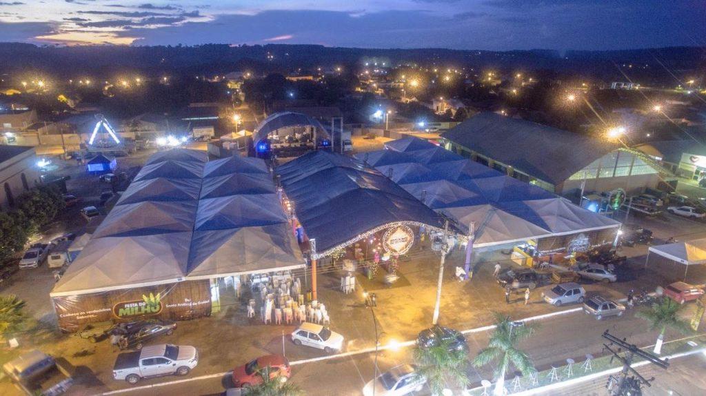 6º edição do Festival Gastronômico do Cerrado ocorre entre os dias 27 e 30 de abril em Santo Antônio de Goiás | Foto: Divulgação