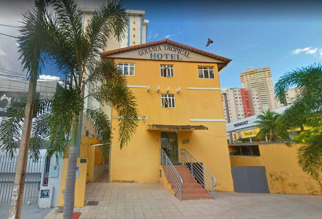 Goiânia Tropical Hotel, no Jardim Goiás | Foto: Divulgação