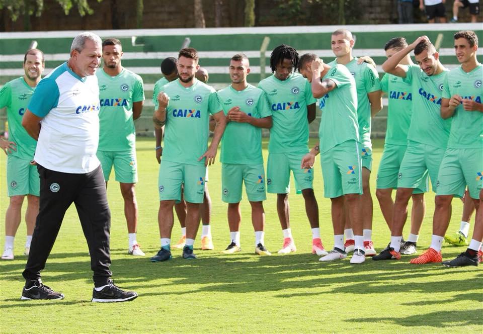 Estreia do Goiás na B será contra o CSA, caso partida não seja adiada | Foto: Divulgação/ Goiás EC