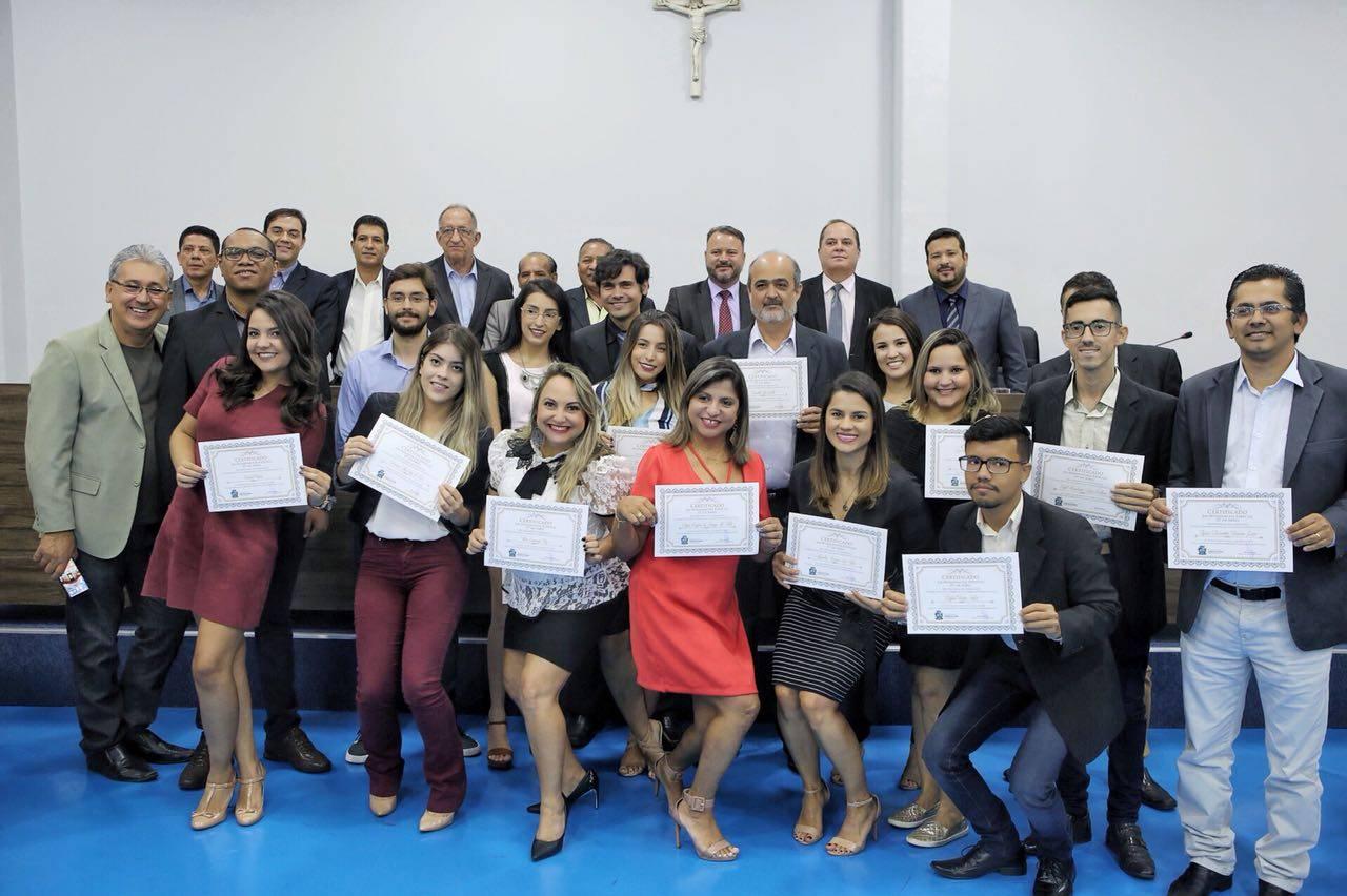 Câmara de Aparecida tem maioria de funcionários da prefeitura entre jornalistas homenageados | Foto: Marcelo Silva