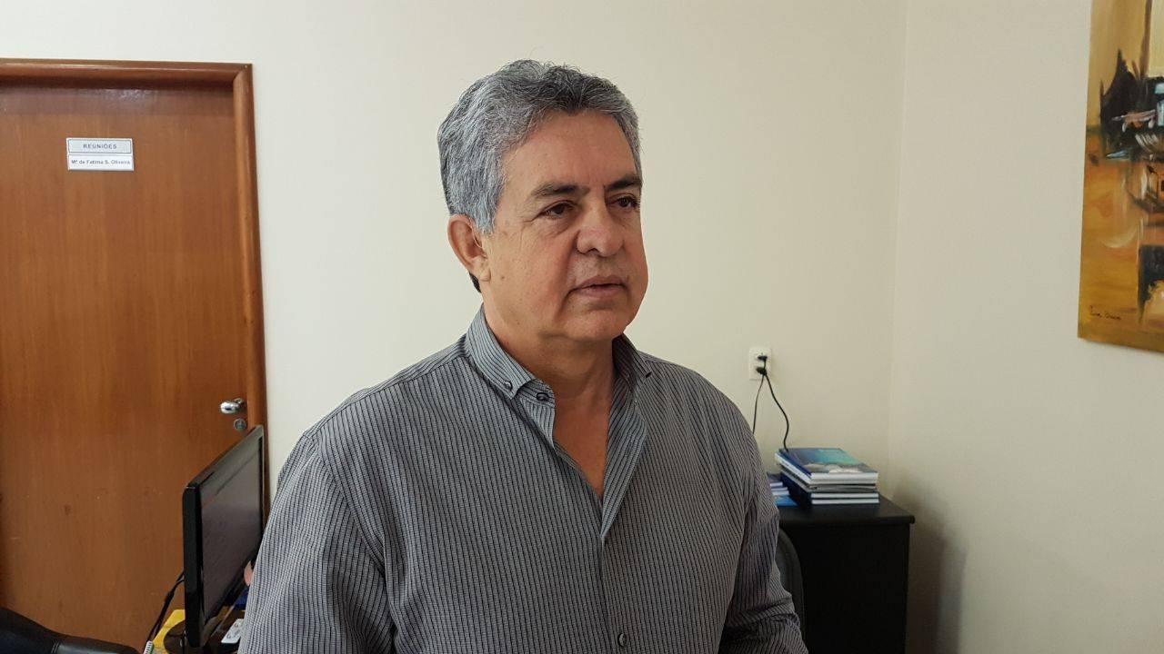Presidente do Sincopeças-GO Maurício Paiva | Foto: Thiago Araújo