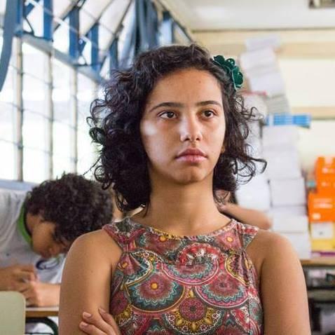 Coordenadora do Diretório Central dos Estudantes da UFG (DCE) Rebeca Calgaro | Foto: Arquivo Pessoal