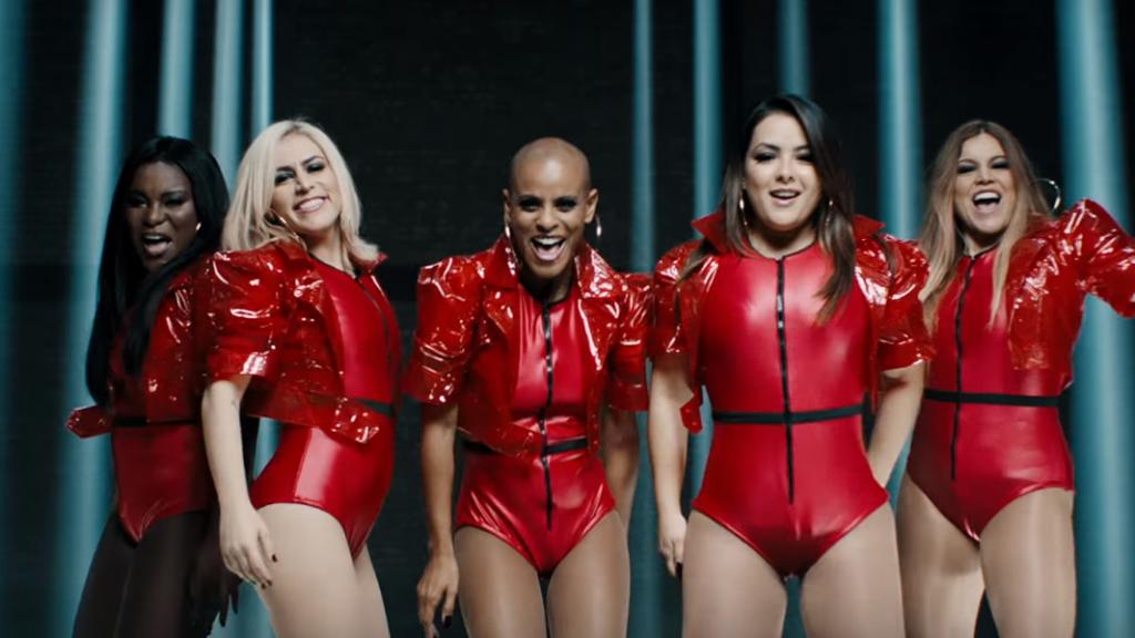 Grupo Rouge se apresenta em Goiânia depois de anos fora dos palcos | Foto: Reprodução