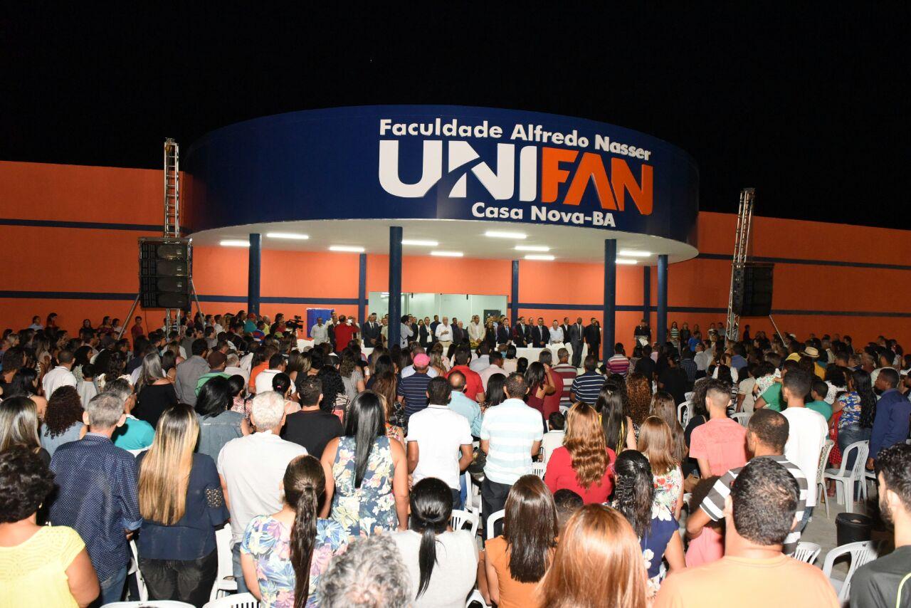 Faculdade Alfredo Nasser abre mais uma unidade fora de Goiás | Foto: Divulgação
