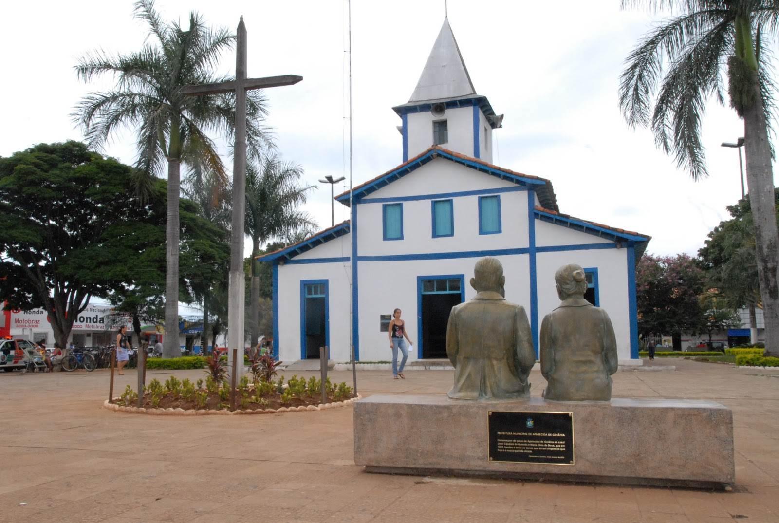 Aparecida de Goiânia completará 96 anos no dia 11 de maio de 2018 | Foto: Divulgação