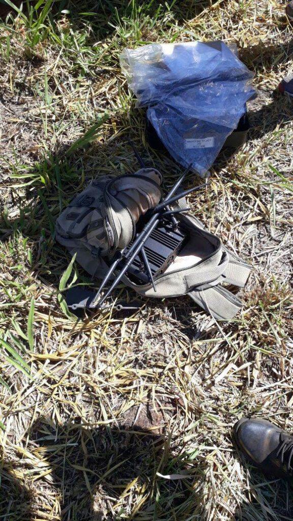 Material apreendido pelas equipes policiais envolvidas no caso | Foto: Divulgação